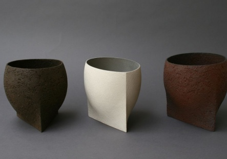 Group of  three bowls 2015
