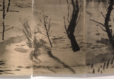 The Source [Triptych Japanese Unryu]