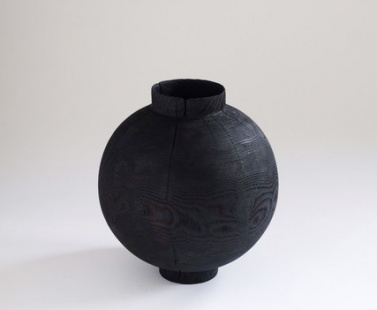 Burnt Moon Jar (Max Bainbridge)
