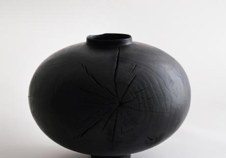 Burnt Moon Jar