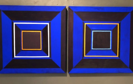 Blue on Blue Series 9 No 1&2