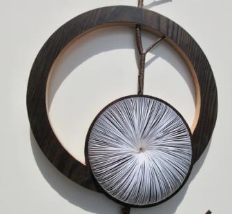 Nenrin 1 (Tree ring 1) (Detail)