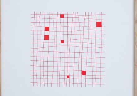 RED GRID *2 - 7 / 342