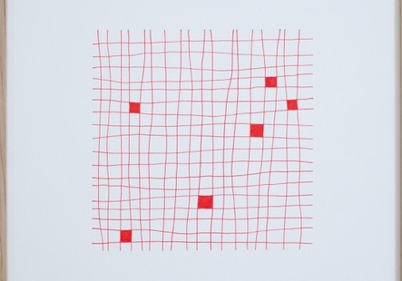 RED GRID *3 - 6 / 361