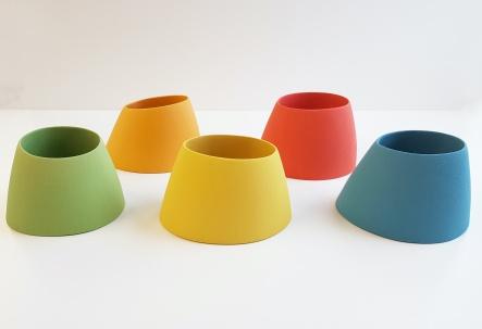 Maria Wojdat, ceramics