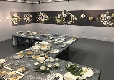 Charlotte Hodes at Hestercombe Contemporary Art Gallery, Hestercombe, Somerset  2 March - 28 June 2020