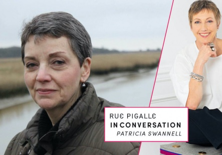 Patricia Swannell in Conversation with Rue Pigalle
