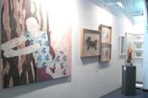 jaggedart at The London Art Fair