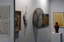 jaggedart at The London Art Fair - Business Design Centre, Islington