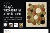 SOFA LONDON at Olympia Art and Antiques Fair