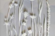 Rachel Shaw Ashton | Marble Grey | Grossort, grasses, daisy, various | £ 390