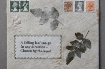 Priscilla Purcell | A falling leaf ... | £ 310