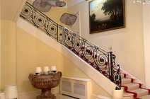 CRAFTING A DIFFERENCE AT THE ARGENTINE AMBASSADOR'S RESIDENCE