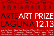 Charlotte Squire finalist for Sculpture and Installation category for hte Arte Laguna Prize, Venice