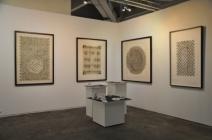 jaggedart exhibiting at PINTA, London 2012
