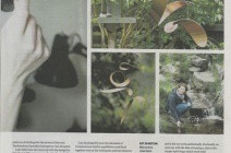 Juliet and Jamie Gutch Feature in the Yorkshire Post Magazine