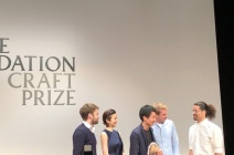 Kazuhito Takadoi receives a Special Mention in Loewe Crafts Prize