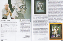 Ricardo Cinalli: Interview for La Tundra magazine: London's magazine in Spanish